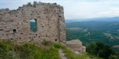 Castell de Lluçà